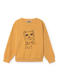 Bobo Choses - W.I.M.A.M.P. Yellow Sweatsh