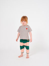 Bobo Choses - Paul s Linen Tracksuit, Rose Dust (119200)