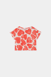 Bobo Choses - All Over Hearts Blouse 12000079