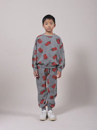 Bobo Choses - Vote for Pepper All Over Sweatshirt, 121AC034