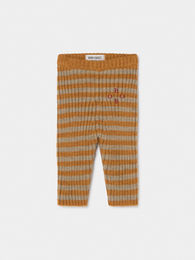 Bobo Choses - Bobo Striped Knitted Leggings, Baby (219204)