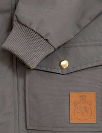 Mini Rodini - Pico jacket, Grey