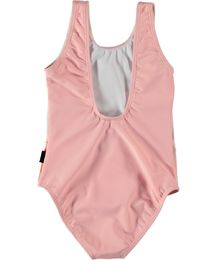 Molo Kids - Nika swimsuit UV 50+, Flamingo Dream