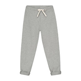 GRAY LABEL - Relaxed Jersey Pants, Grey Melange (GL-BOT022-GME)