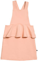 Kaiko - Peplum Dress, Peach