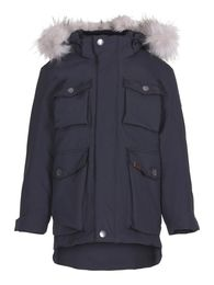 Molo Kids - Parker jacket, Very Black