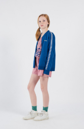 Bobo Choses - Dancing Legs Zipped Sweatshirt 12001048