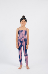 Bobo Choses -  Groovy Stripes Leggings 12001081