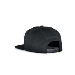 Makia - Square Snapback, Black