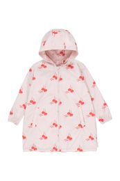 Tinycottons - 'CANDY APPLES' WINDBREAKER pearl/red
