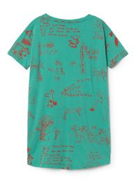 Bobo Choses - W.I.M.A.M.P green dress