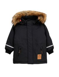 Mini Rodini - K2 parka, black