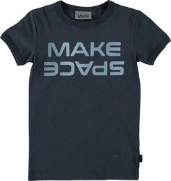 Molo Kids - Rad T-shirt SS, carbon