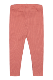 Kaiko - Rib Leggings, Cranberry