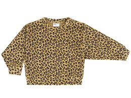 Maed for mini - Yellow Leopard Sweater (ss2019-20)