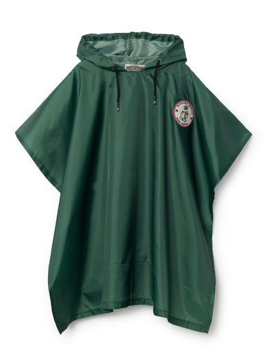 Bobo Choses - W.I.M.A.M.P. Green Poncho