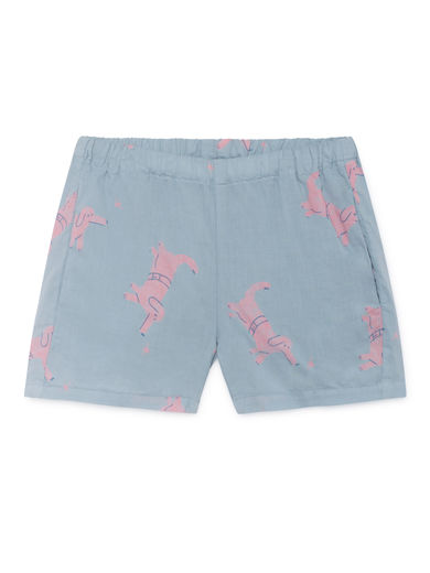 Bobo Choses - Dogs Shorts, Ashley (119062)