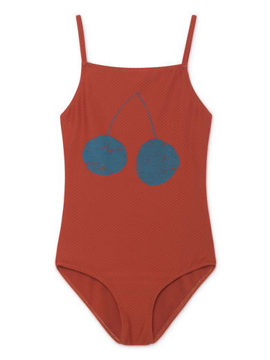 Bobo Choses - Cherry Swimsuit, Red (119136)