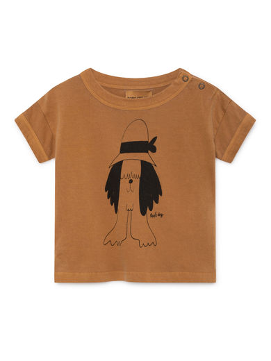 Bobo Choses - Paul s Short Sleeve T-Shirt (119155)