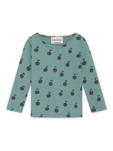 Bobo Choses - Apples Swim Top, Frosty (119231)