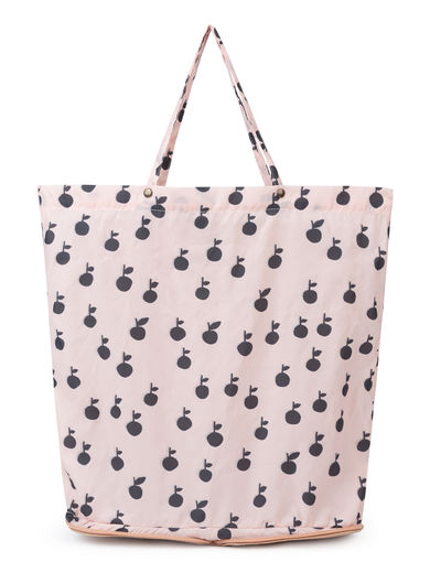 Bobo Choses - Apples Shopping Bag, Rose Dust (119252)