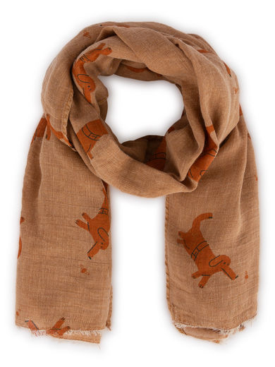 Bobo Choses - Dogs Scarf (119259)