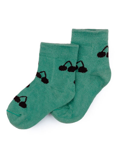 Bobo Choses - Cherries Short Socks (119284)