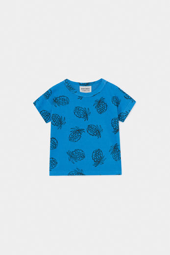 Bobo Choses - All over pineapple t-shirt 12000005