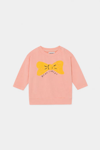 Bobo Choses -  Bow Sweatshirt 12000075