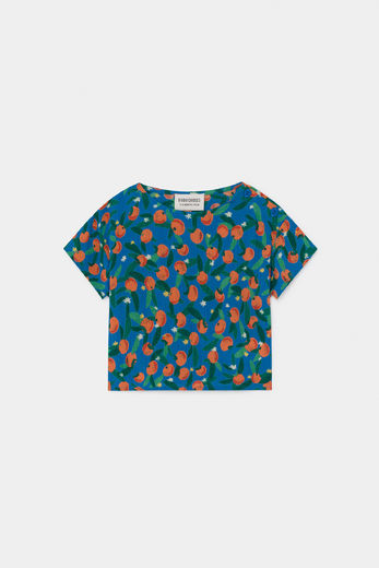 Bobo Choses - All Over Oranges Blouse 12000081