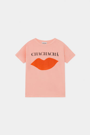 Bobo Choses - Chachacha kiss t-shirt (12001002)