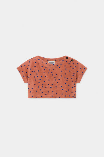 Bobo Choses - Spots Terry Towel Cropped  Sweatshirt 12001034