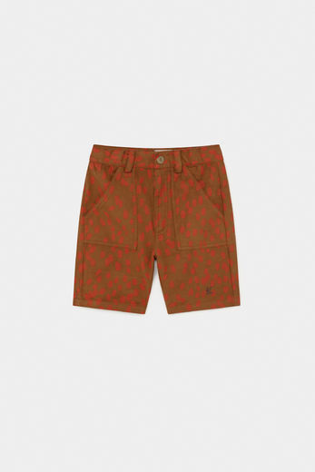 Bobo Choses - Animal Print Bermuda 12001078