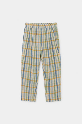 Bobo Choses - Checker baggy trousers 12001092
