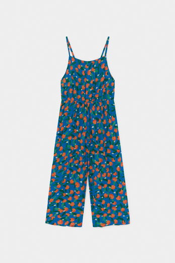 Bobo Choses - All Over Oranges Woven Overall 12001105