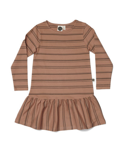 Mainio - Stripe Dress, Sandstorm