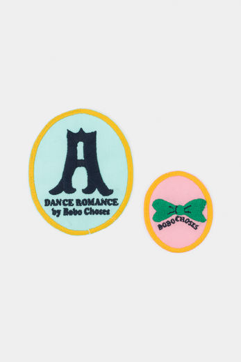 Bobo Choses - Dance Company Iron-On Patches Pack 12011020