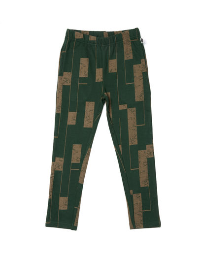 Mainio - Logs Sweatpants, Kombu green