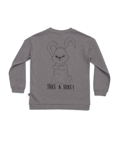 Mainio - Take a Hike Sweatshirt, Steeple Grey