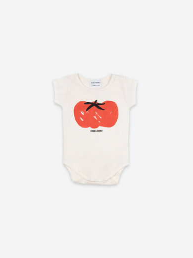 Bobo Choses - Tomato Short Sleeve Body, 121AB022