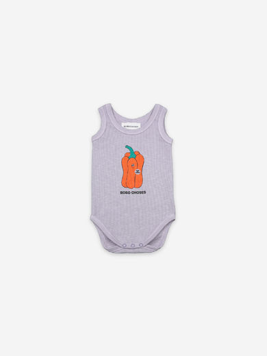 Bobo Choses - Vote For Pepper Sleeveless Body, 121AB026