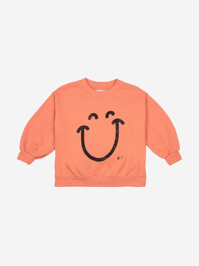 Bobo Choses - Big Smile Sweatshirt, 121AC035