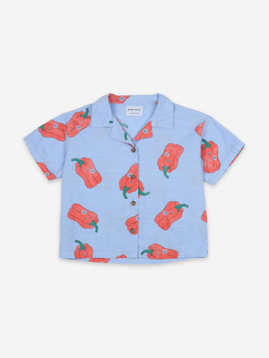 Bobo Choses - Vote For Pepper All Over Shirt, 121AC085