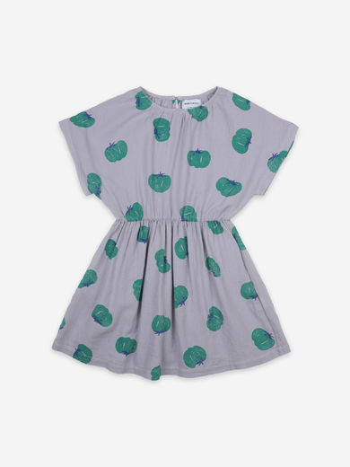 Bobo Choses - Tomatoes All Over Woven Dress, 121AC105