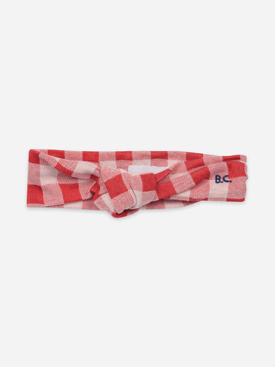 Bobo Choses - Vichy Headband, 121AI008
