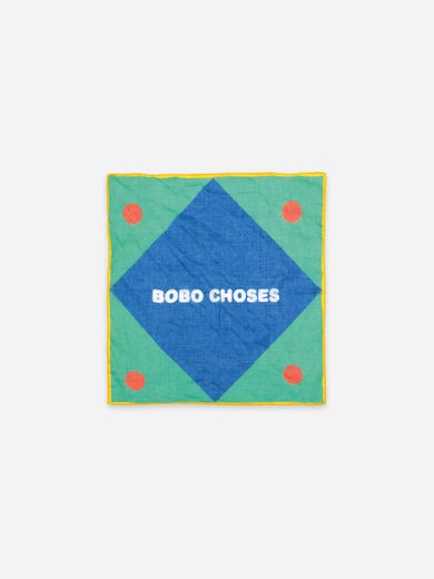 Bobo Choses - Balance All Over Square Scarf, 121AI071