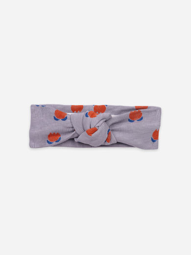 Bobo Choses - Chocolate Flower All over Headband, 121AI078