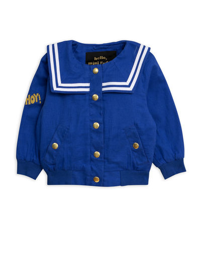 Mini Rodini - Sailor jacket, Blue