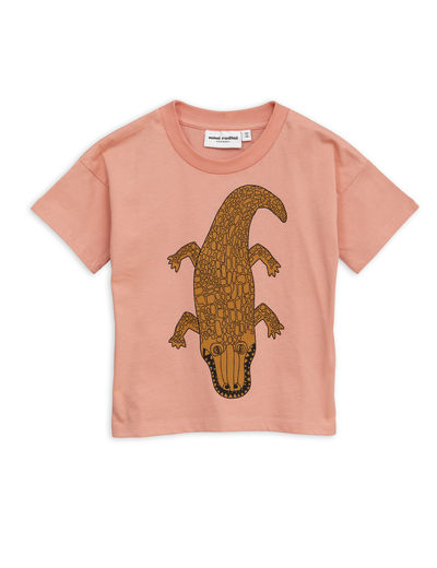 Mini Rodini - Crocco sp tee, Pink