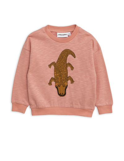 Mini Rodini - Crocco sp sweatshirt, Pink